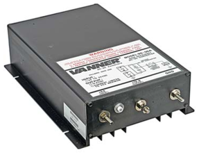 90-50A by VANNER - Vanner, Converter, 24 VDC Input, 12 VDC Output, 50A