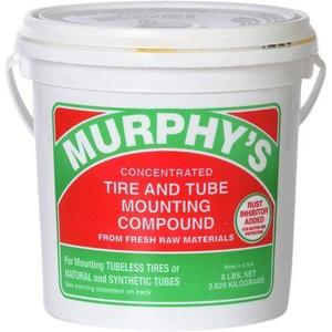 2008 by JTM PRODUCTS - 40LB Murphy's Original Concentrated Tire and Tube Mounting Compound