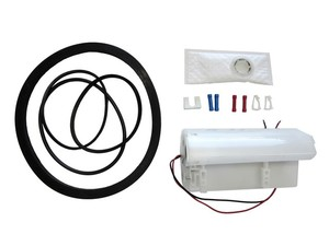 F1074A by AUTOBEST - Fuel Pump and Strainer Set