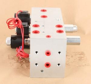 HF960522 by HYDRAFORCE INC - VALVE ASSEMBLY BASIC BLOCK