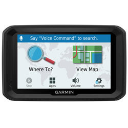 "DEZL580LMT by DAS INC - Garmin International, Inc. - Dezl(TM) 580 LMT-S Truck Navigation GPS with 5"" Display and Lifetime Maps"