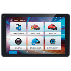 "8PRO by DAS INC - Rand McNally - OverDryve(TM) 8 PRO 8"" Dashboard Tablet with GPS"