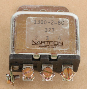 1300-2-6C by NARTRON CORP - RELAY
