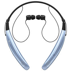 HBS770BL by LG - LG TONE PRO BT HEADSET POWDER BLUE
