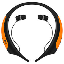 HBS850OR by LG - LG TONE ACTIVE BT HEADSET ORANGE