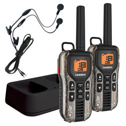 GMR40882CKHS by UNIDEN - UNIDEN GMRS RADIO 40 MILE,CAMO,2 PACK