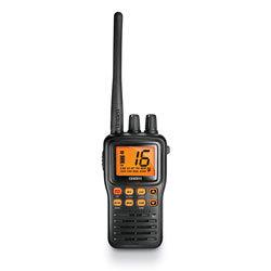 MHS75 by UNIDEN - HH 2-WAY VHF MARINE RADIO,SUBMERSIBLE