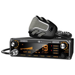 BEARCAT980 by UNIDEN - CB RADIO SSB/USB/LSB NOISE CANCEL