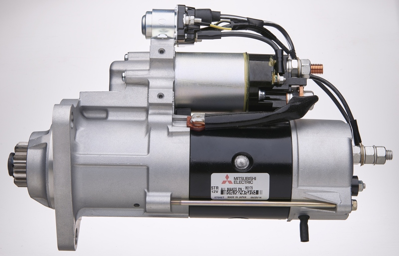 IN3179 by MITSUBISHI - Diamond Gard Starter for International