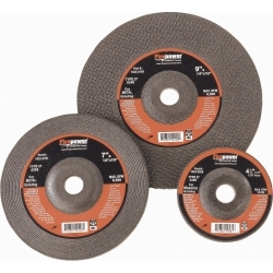 "1423-3199 by FIREPOWER - Type 27 Depressed Center Grinding Wheel, 4-1/2"" x 1/8"" x 7/8"""