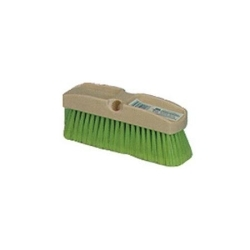 """4117-C by BRUSKE PRODUCTS - 10"""" Green Nylon Wash"""