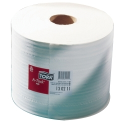130211B by SCA TISSUE - A-Tork 2-Ply Center Pull Maxi Wiper