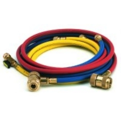 "HS6BL by CPS PRODUCTS - 72"" R12 Blue In-Line Ball Valve Hose"