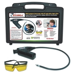 TP-9350 by TRACER PRODUCTS - COBRA Multi-Purpose Borescope UV/White LEDs