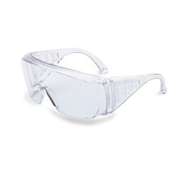 S0250X by UVEX - Ultra-Spec 2000 Safety Eyewear, Clear Frame