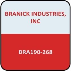 190-268 by BRANICK INDUSTRIES - SHUT OFF VALVE