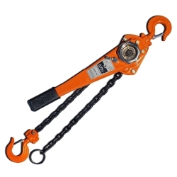 605-10FT by AMERICAN GAGE - 3/4T Chain Puller 10ft Lift