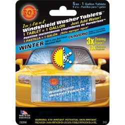 230390 by 303 PRODUCTS - Windshield Washer Tablets Display - 12 Pack