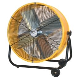 "BF24TF YEL by VENTAMATIC LTD. - Maxx Airâ""¢ 24"" Direct Drive Commercial Tilt Fan"