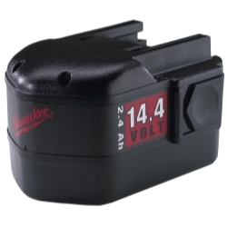 48-11-1024 by MILWAUKEE - 14.4V 2.4 Amp-Hour Battery