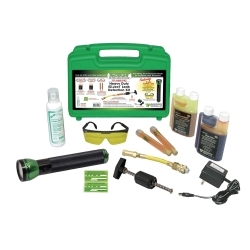 "TP8697HD by TRACER PRODUCTS - Heavy-Duty Optimax 3000/Ez-Jectâ""¢ Leak Detection Kit"