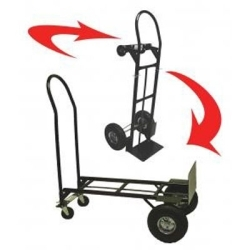 3469 by AMERICAN GAGE - 2 & 1 CONVERTIBLE Hand Truck - 600 lb