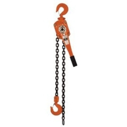 635-10 by AMERICAN GAGE - 3 Ton Chain Puller w/ 10 Ft Chain