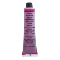 609 by DYNATRON BONDO - Dynatron® Liquid Hardener, .74 oz. Tube