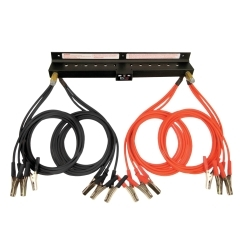 PSB-6 by CHARGE XPRESS - 6 Station, Electronic, 6/12V Battery Bus Bar