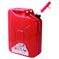 5800 by MIDWEST CAN COMPANY - 5 Gallon Metal Auto Shutoff Jerry Can