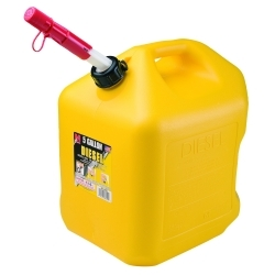 8600 by MIDWEST CAN COMPANY - 5 Gallon Auto Shutoff Diesel Can