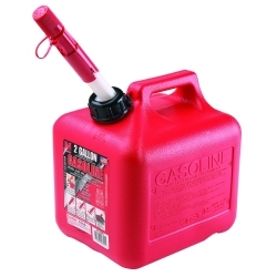 2300 by MIDWEST CAN COMPANY - 2 Gallon Auto Shutoff Gasoline Can