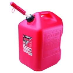 6600 by MIDWEST CAN COMPANY - 6 Gallon Auto Shutoff Gasoline Can