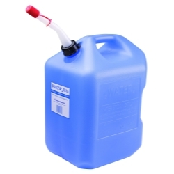 6700 by MIDWEST CAN COMPANY - 6 Gallon Water Container with Spout