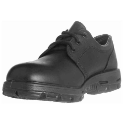 UOXBF9 by REDBACK BOOTS USA - Black Oxford Walkabout Leather Shoe