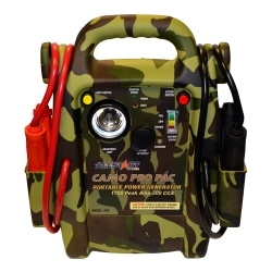555 by HORIZON TOOL - Camo Pro Pac Booster Pack with Inverter