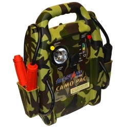 554 by HORIZON TOOL - Camo Pac Battery Jump Starter