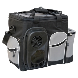 D25 by TOTAL CHEF - Koolatron™ D25 Soft Bag Cooler With 12V Adapter, 25 Liter