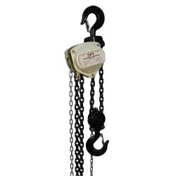 101941 by JET TOOLS - JET S90 Series Hand Chain Hoist, 3 Ton 15' Lift
