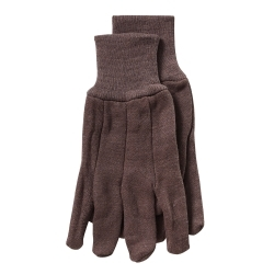 WA7533A by PROTECTIVE INDUSTRIAL - 12PK Brown Jersey Glove