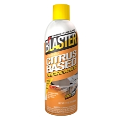 16-CBD-EA by BLASTER - Citrus Based Degreaser, 11 oz Can