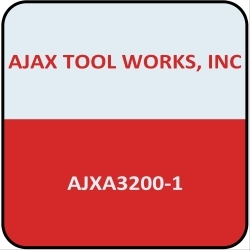 A3200-1 by AJAX TOOLS - Quick Change Retainer, .498 Shank Turn Type, For Use on Ingersoll Rand AVC-26