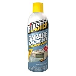 16-GDL-EA by BLASTER - Premium Silicone Garage Door Lubricant, 9.3 Oz Can