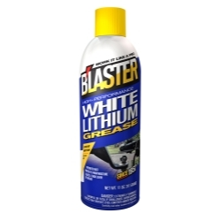 16-LG-EA by BLASTER - High Performance White Lithium Grease, 11 oz Can