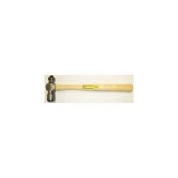 04416 by BARCO INDUSTRIES - Striking Tools, Ball Peen Hammers, 16 oz. Industrial Wood