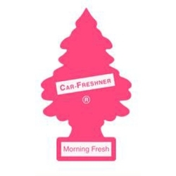 U1P-10228 by CAR FRESHENER - Little Tree Car Freshener, Morning Fresh, One per Pack