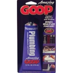 150011 by ECLECTRIC PRODUCTS - Plumbers Goop, 3.7oz