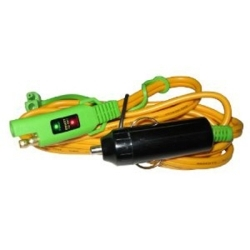 1310-S by GRANITE DIGITAL - Save A Battery Smart Cable, 6 ft, with 12 Volt Auxillary Plug