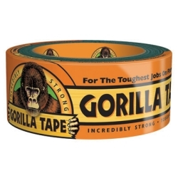 60124 by GORILLA GLUE - Gorilla Tape 12yd 10pc Display