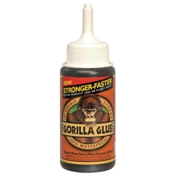 5000408-1 by GORILLA GLUE - Gorilla Glue 4oz 8pc - Each